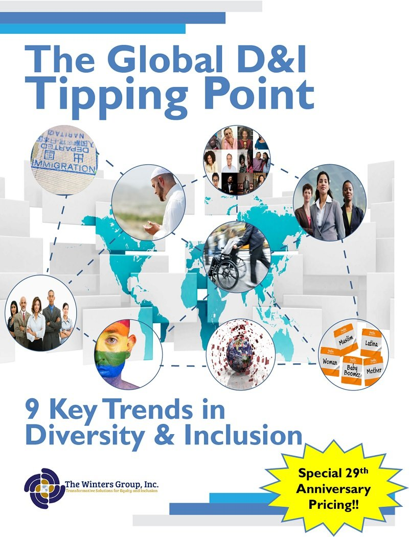Download The Global D&I Tipping Point Report