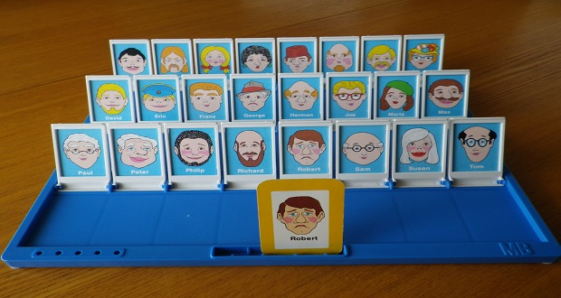 how to play guess who travel game