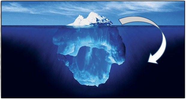 A Point of View: Don't Melt The Iceberg. Flip It Over. | The ...