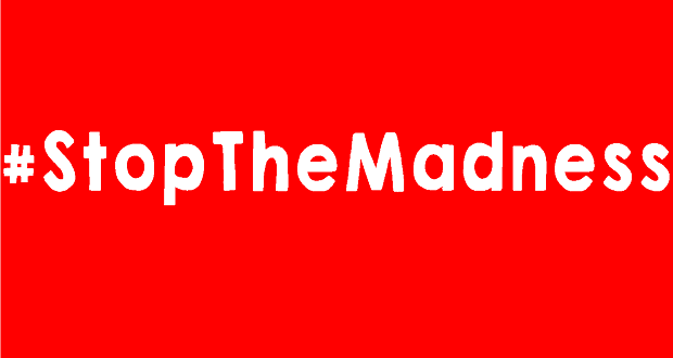 The Buzz: Please #StopTheMadness