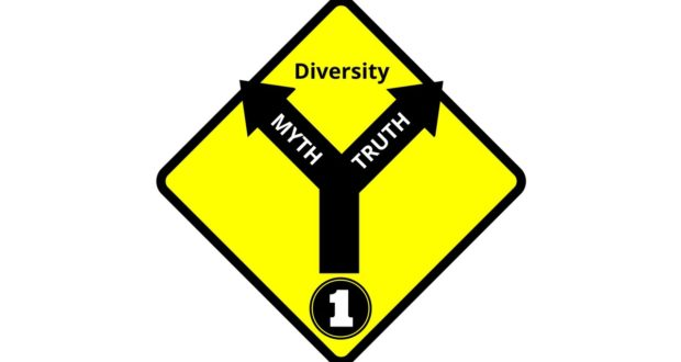 Diversity Myth #1: Diversity Is Only About Non-Majority People